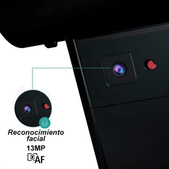Terminal biométrico portátil